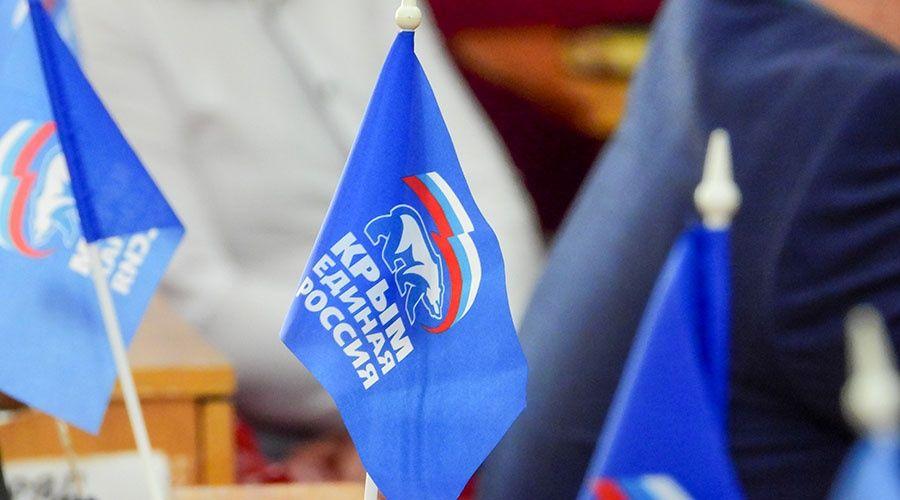 Аксёнов и Развожаев возглавили крымский список «Единой России» на выборах в Госдуму