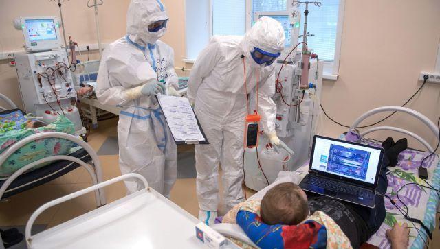 Скачкообразный рост в Крыму: оперативные данные по коронавирусу