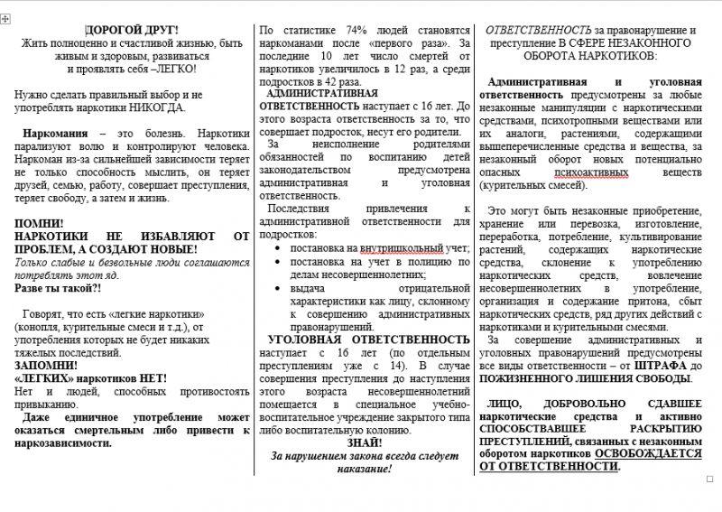 В Керчи сотрудники полиции присоединились к антинаркотической акции «Призывник»