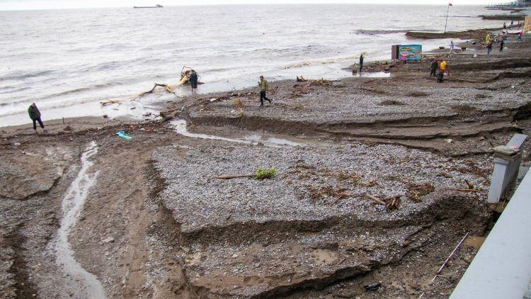Состояние пляжей в Ялте оценит специальная комиссия