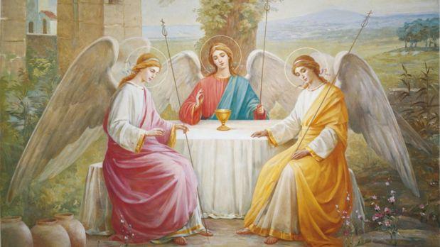20 июня – День Святой Троицы