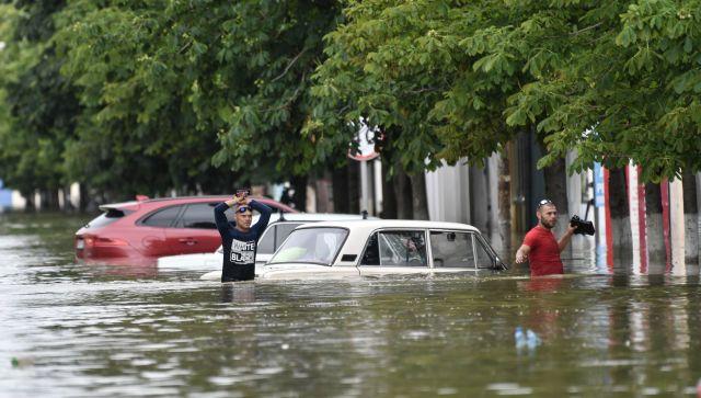 Коронавирус и потоп в Крыму: главные новости недели