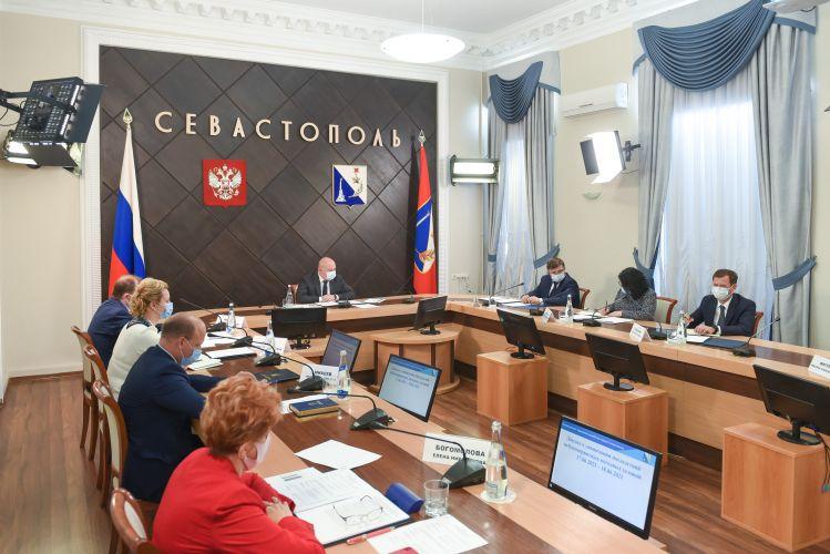 Итоги работы по ликвидации последствий стихии в Севастополе