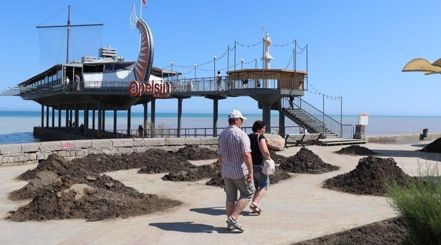 Морское дно в Ялте повторно обследуют после наводнения