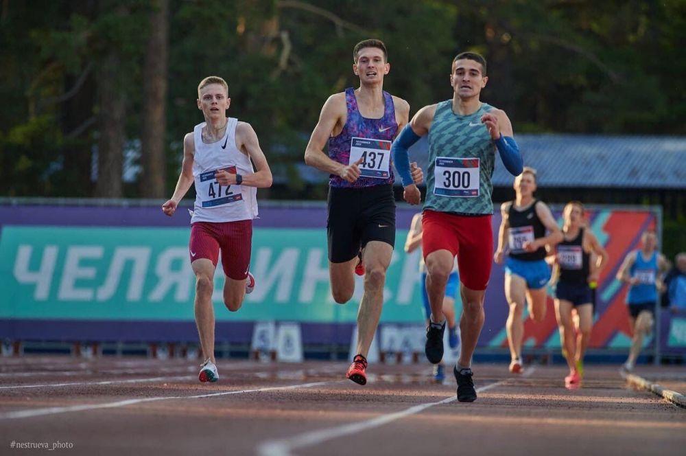 Крымчанин выиграл первенство России по лёгкой атлетике