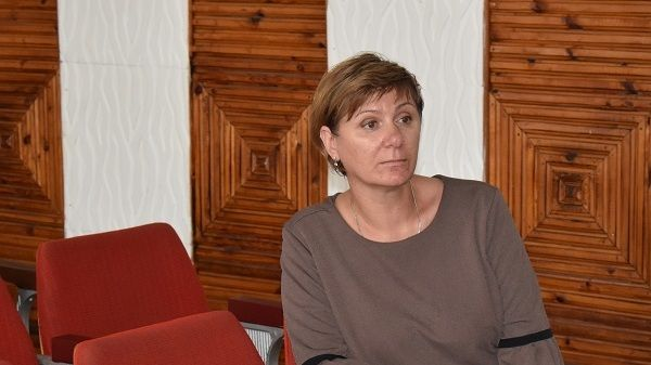 Инна Федоренко провела выездной прием граждан - жителей Светловского сельского поселения