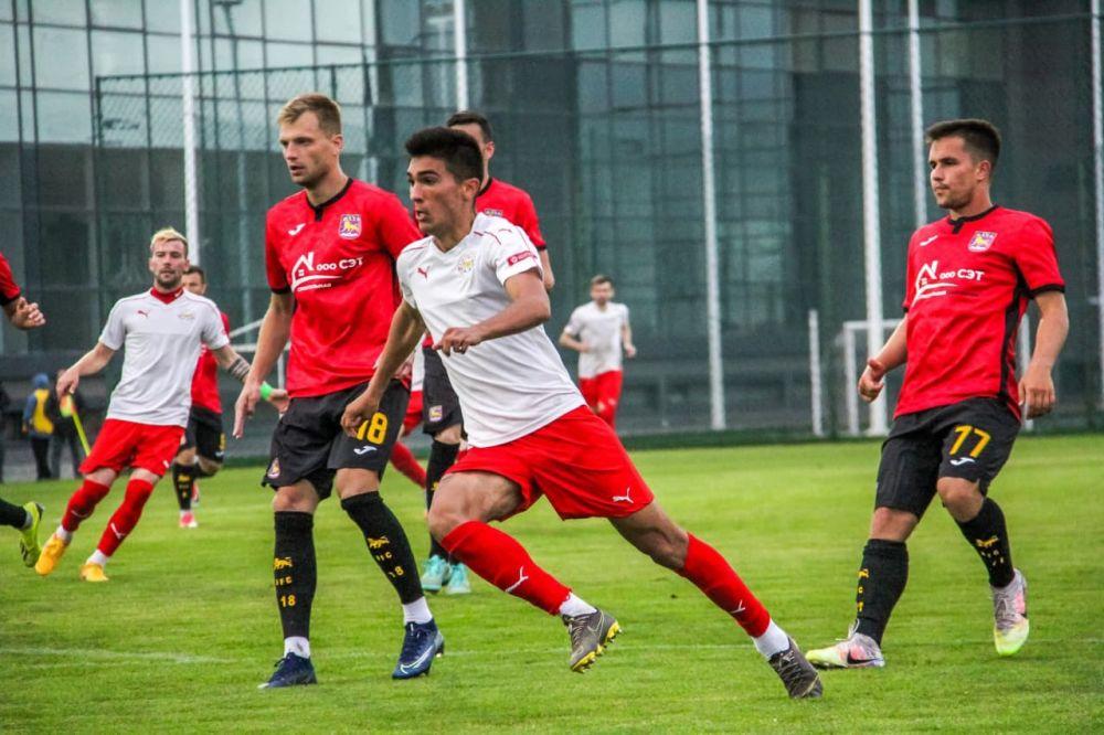 «Кызылташ» сохранил место в Премьер-лиге