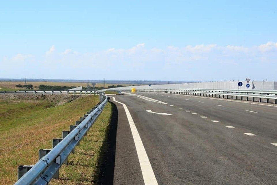 В Крыму появится новая скоростная магистраль на 24 километра