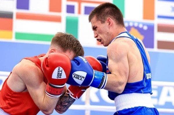 Крымский боксер пробился в полуфинал первенства Европы