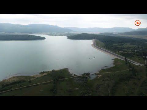 Какова наполненность водоемов Севастополя? (СЮЖЕТ)