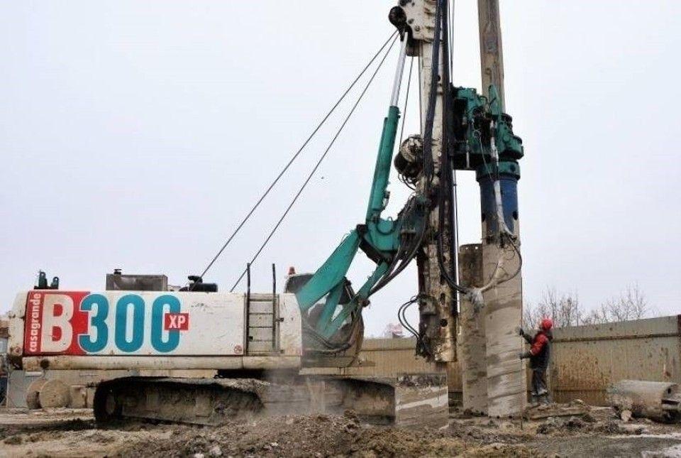 Коллектор глубокого заложения в Симферополе готов на 40%