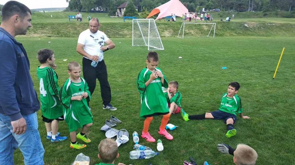 Республиканский детско-юношеский турнир по футболу «Летний Инкомспорт КАП- 2021»
