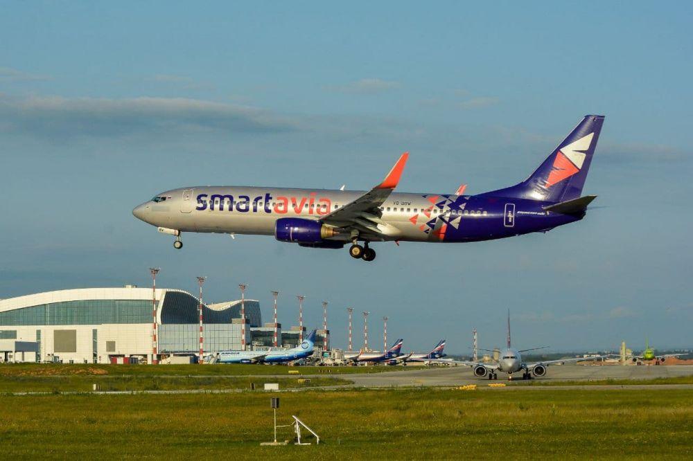 Аэропорт Симферополя установил новый рекорд суточного трафика