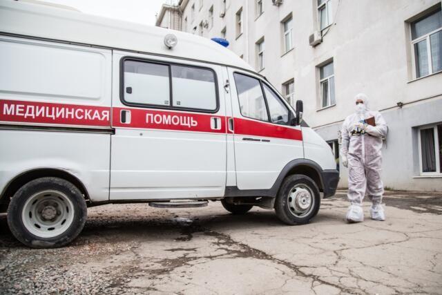 Крымчане чаще стали вызывать «скорую помощь»