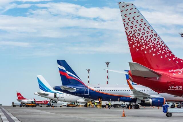 Новый рекорд суточного трафика зафиксирован в аэропорту Симферополя