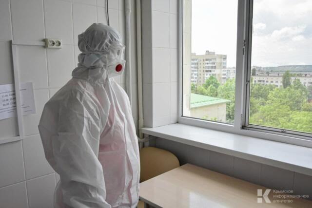 В каких регионах Крыма растет заболеваемость коронавирусом