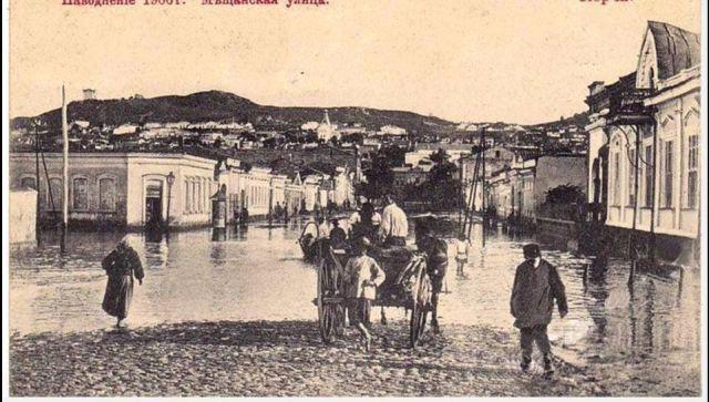 Потопные времена: самые сильные дожди полуострова