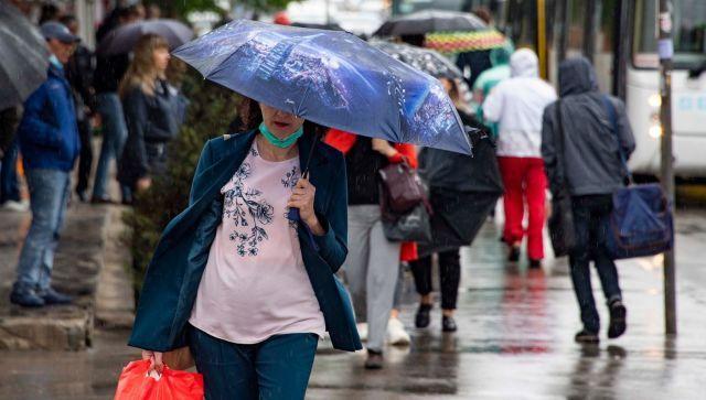 Снова дожди: какой будет погода в Крыму в среду