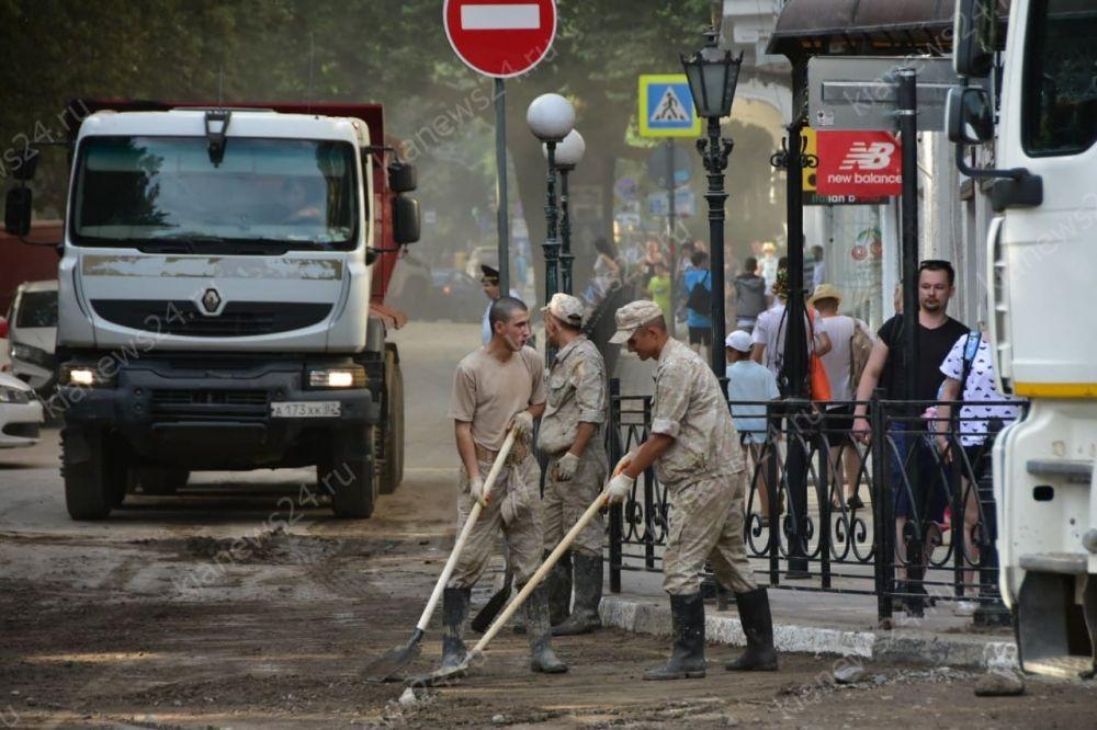 Назначены ответственные за ликвидацию чрезвычайной ситуации в Крыму