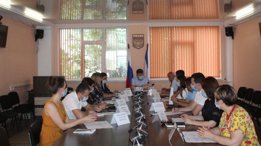 В Госкомнаце Крыма состоялось рабочее совещание по вопросу проведения мероприятий, приуроченных ко Дню памяти жертв депортации из Крыма армян, болгар, греков