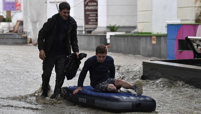 Гидролог рассказал о ситуации на реках после паводка в Ялте