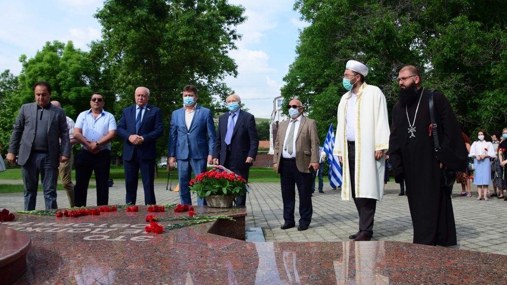 Депортация – общая боль и скорбь всех крымчан