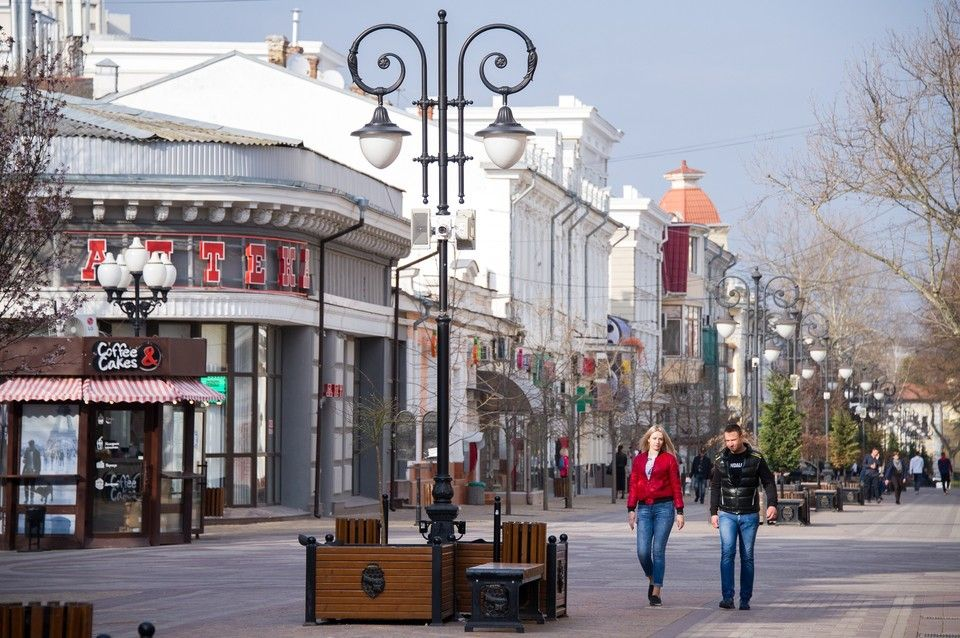 Бюджет Симферополя пополнился больше, чем на 9 миллиардов рублей
