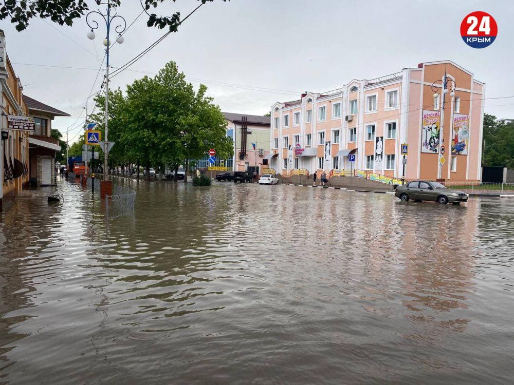 Пострадавшим от потопа в Керчи выплатили более 22 миллионов рублей