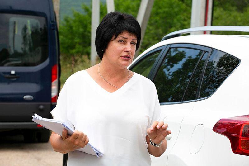 Татьяна Лобач: Дети Байдарской долины получили доступный способ попасть к морю