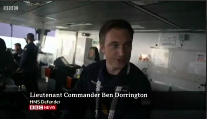 Члены экипажа Defender рассказали, зачем они нарушили российскую границу