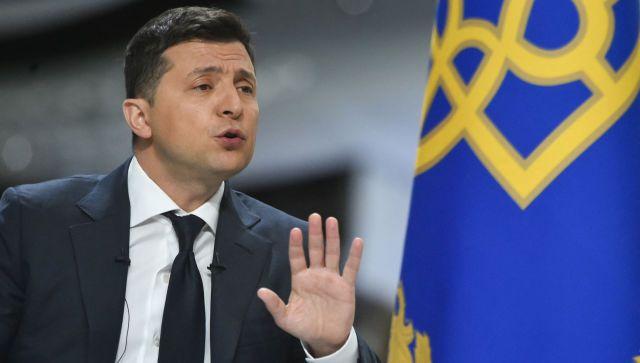 Киев ввел санкции против российских бизнесменов и компаний
