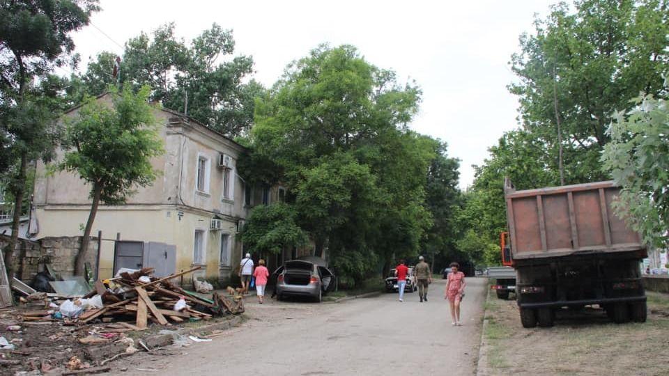 Ликвидация последствий ЧС в Керчи: итоги за день