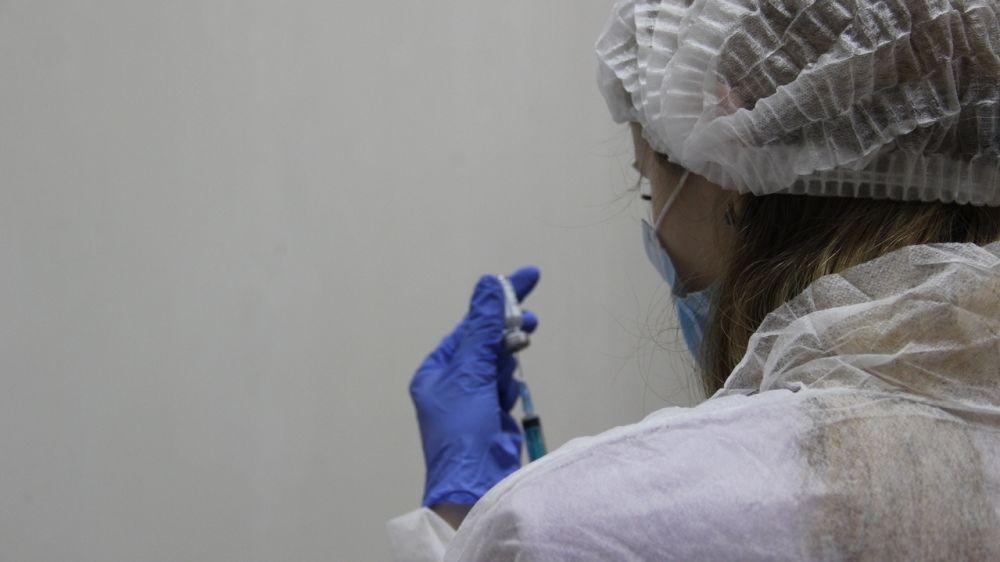 Крым поставил рекорд по прививкам от COVID за сутки