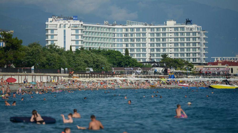 Отели Краснодарского края будут принимать только привитых гостей
