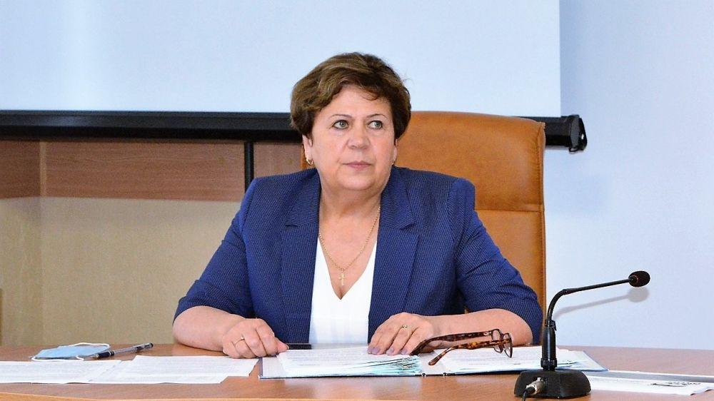 Под председательством Зои Карлюги состоялось заседание Первомайского районного совета