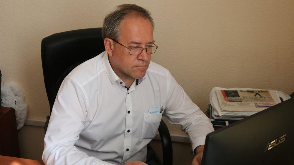 Андрей Терещенко принял участие в совещании рабочей группы по организации и проведению в Крыму «Спецпроекта КВН»