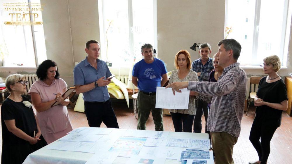 Музыкальный театр Крыма приступил к работе над новым мюзиклом «Приключения принца Флоризеля»