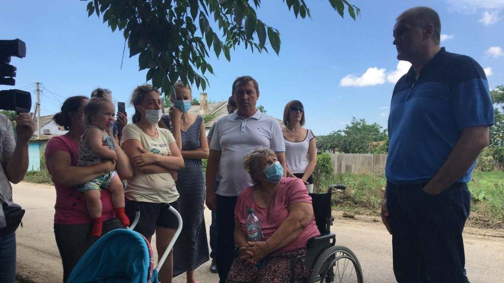 В подтопленных регионах Крыма продолжаются аварийно-восстановительные работы – Юрий Гоцанюк