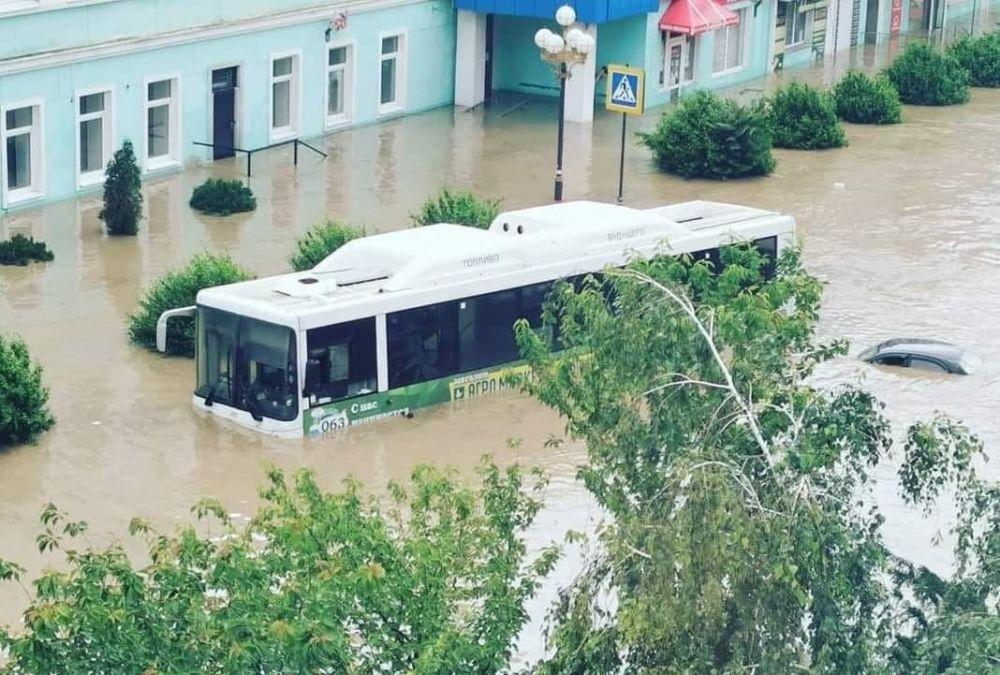 Председатель Госкомводхоза Крыма рассказал, что нужно сделать, чтобы Керчь больше не затапливало