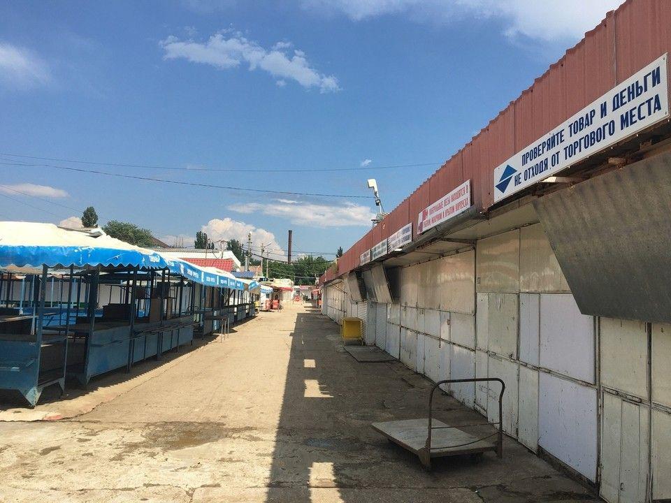Центральный рынок Керчи откроют 29 июня