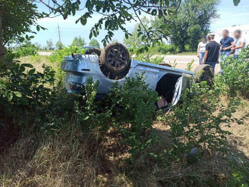 Сотрудники полиции начали проверку по факту ДТП в Симферопольском районе, в результате которого пострадала женщина