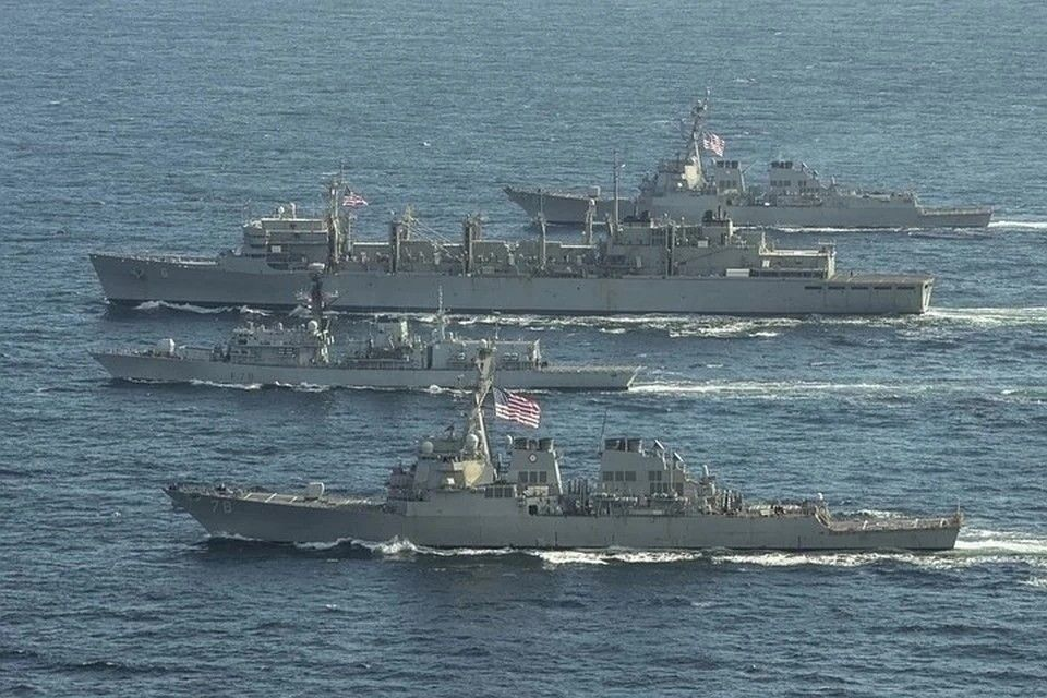 «Давление на Россию»: В Крыму дали оценку учениям НАТО в Черном море