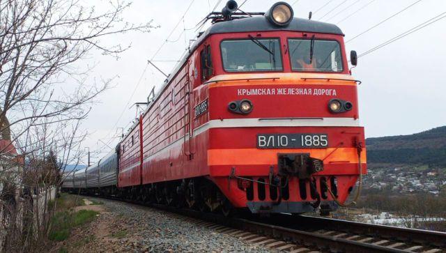 Железнодорожный мост в Крыму пытался взорвать террорист