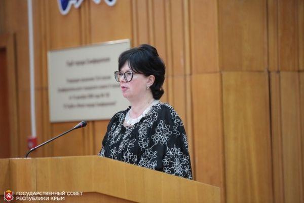 Ольга Виноградова представила сводный годовой доклад об эффективности реализации государственных программ РК за 2020 год
