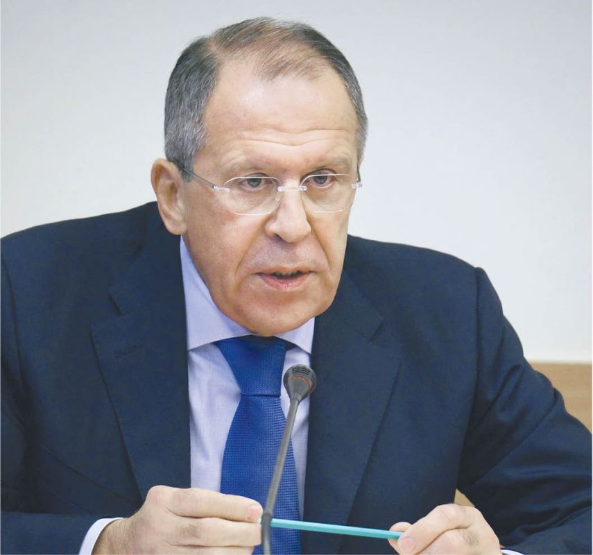 Лавров об отношениях с Западом: «уступок конца 1990-х не будет»