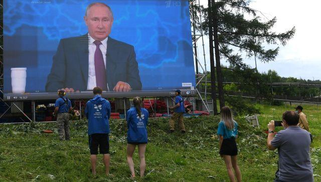 Путин высказался о своем преемнике на посту президента