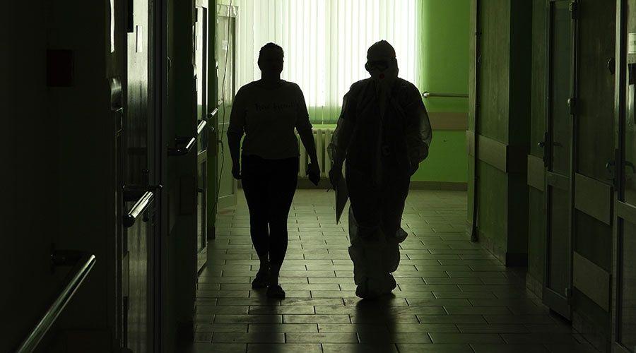 Летальность от коронавируса в Крыму за неделю выросла на треть