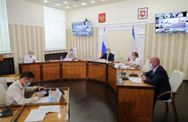 В. Константинов: Консолидация усилий всего крымского сообщества позволит снизить уровень распространения коронавирусной инфекции