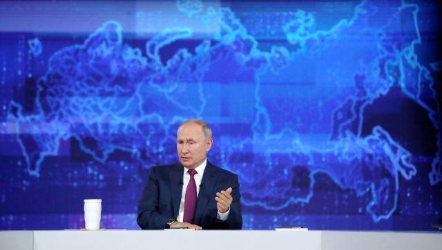 Зеленский отдал страну под полное внешнее управление - Путин