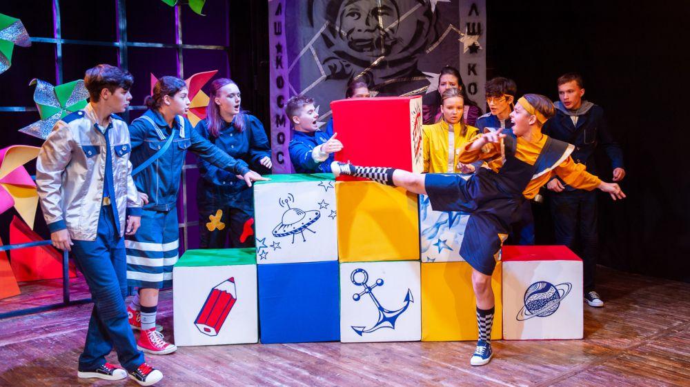 Крымский театр юного зрителя представит в июле две премьеры